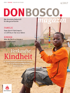 Cover Don Bosco Magazin 617