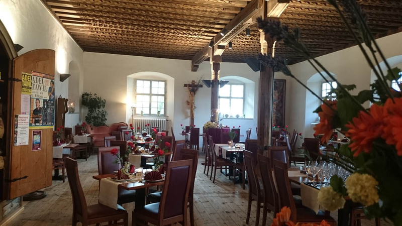 Kloster-Café :: Kloster - Benediktbeuern - Don Bosco