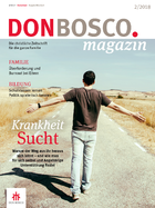 Cover Don Bosco Magazin 22018